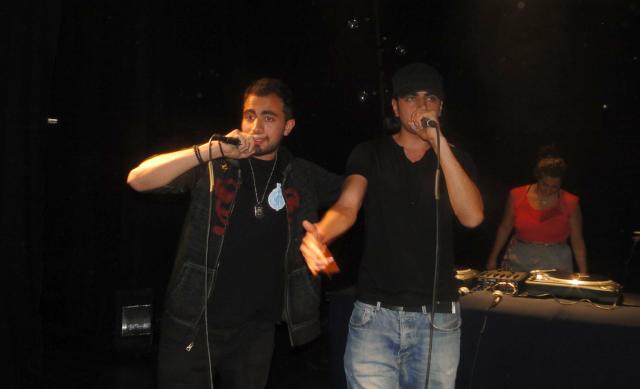 Refugees of Rap : « Nous étions menacés par le gouvernement syrien »