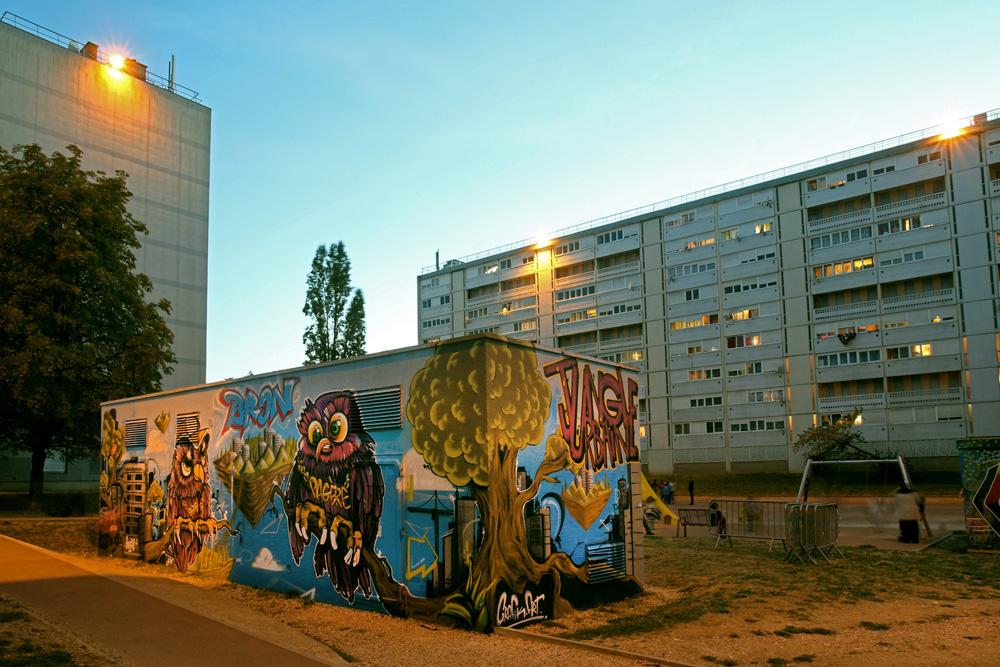 Street artistes : des galères aux galeries ?