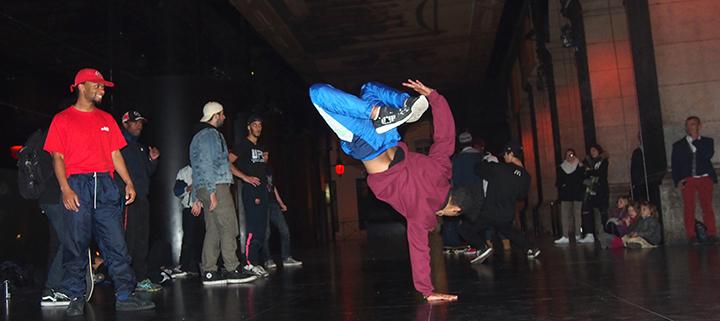 Bienvenue à l'hip-hopéra