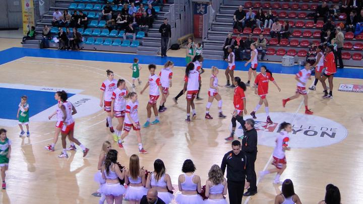 Basket Féminin: Les panthères prennent leur revanche sur les lionnes