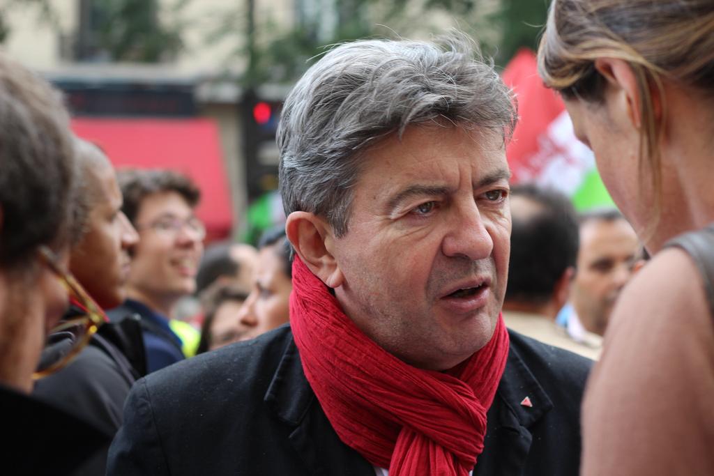 Mélenchon appelle à une révolution citoyenne à Lyon