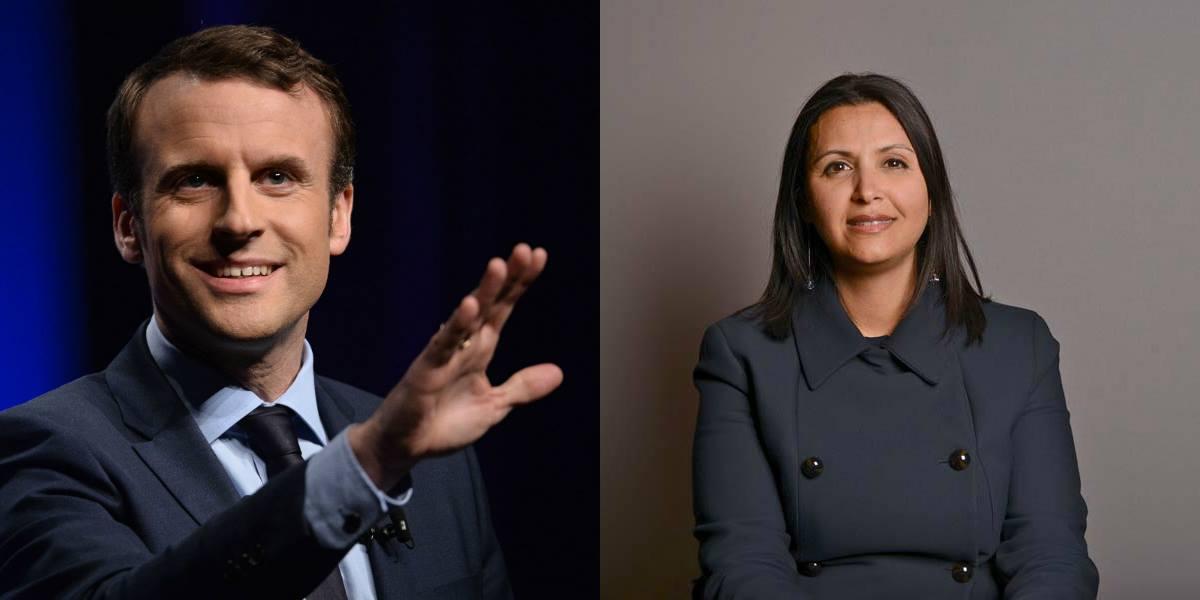 Fouziya Bouzerda : « Élire un président à la hauteur de ce que mérite la France »