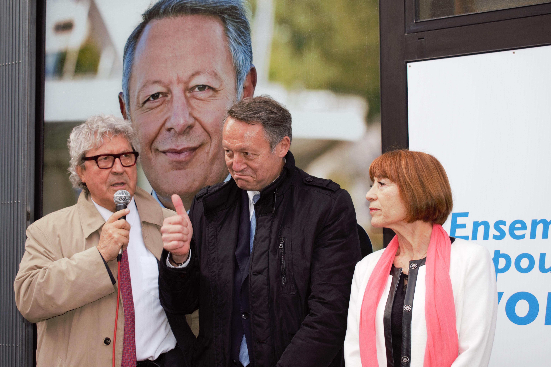 Thierry Braillard : La volonté d'une majorité parlementaire pour Macron