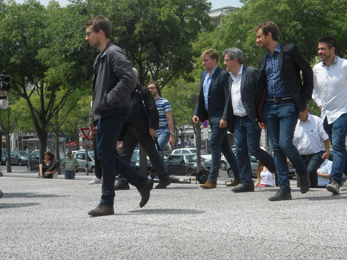 Mélenchon à Vaulx-en-Velin : Une conférence pour le Rhône insoumis