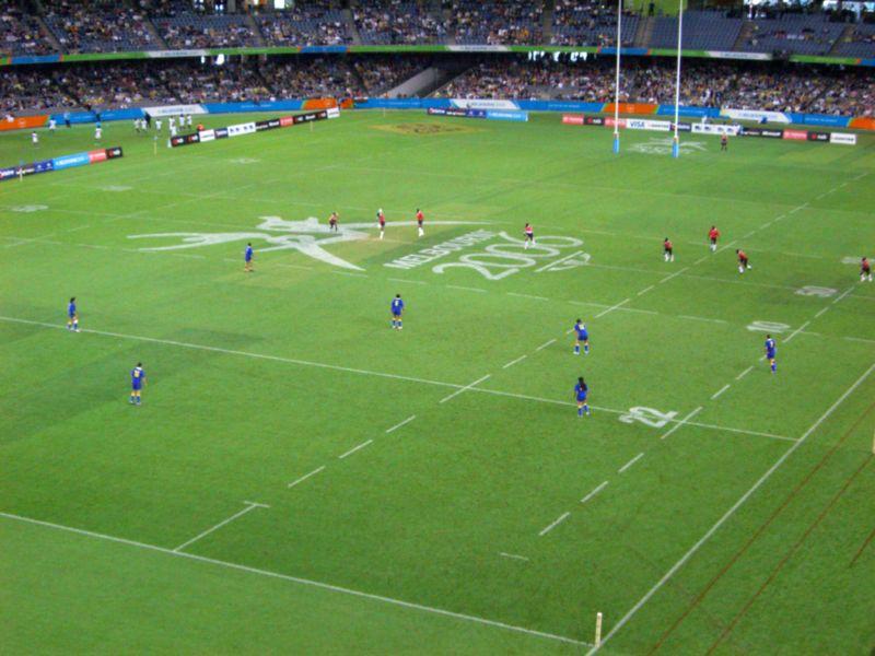 Rugby à sept : quand les petites nations veulent croquer les grandes