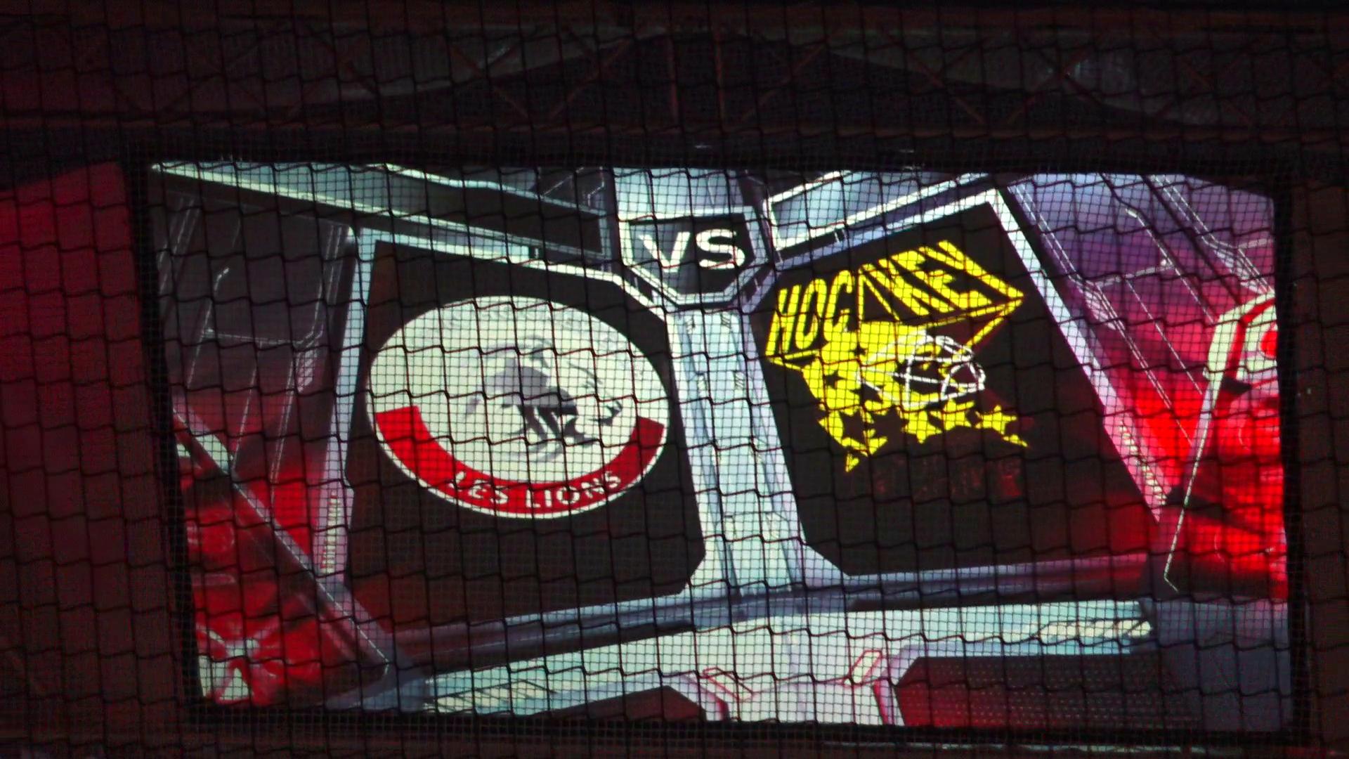 Hockey sur glace : les Lions se rebellent et détruisent l'Étoile noire