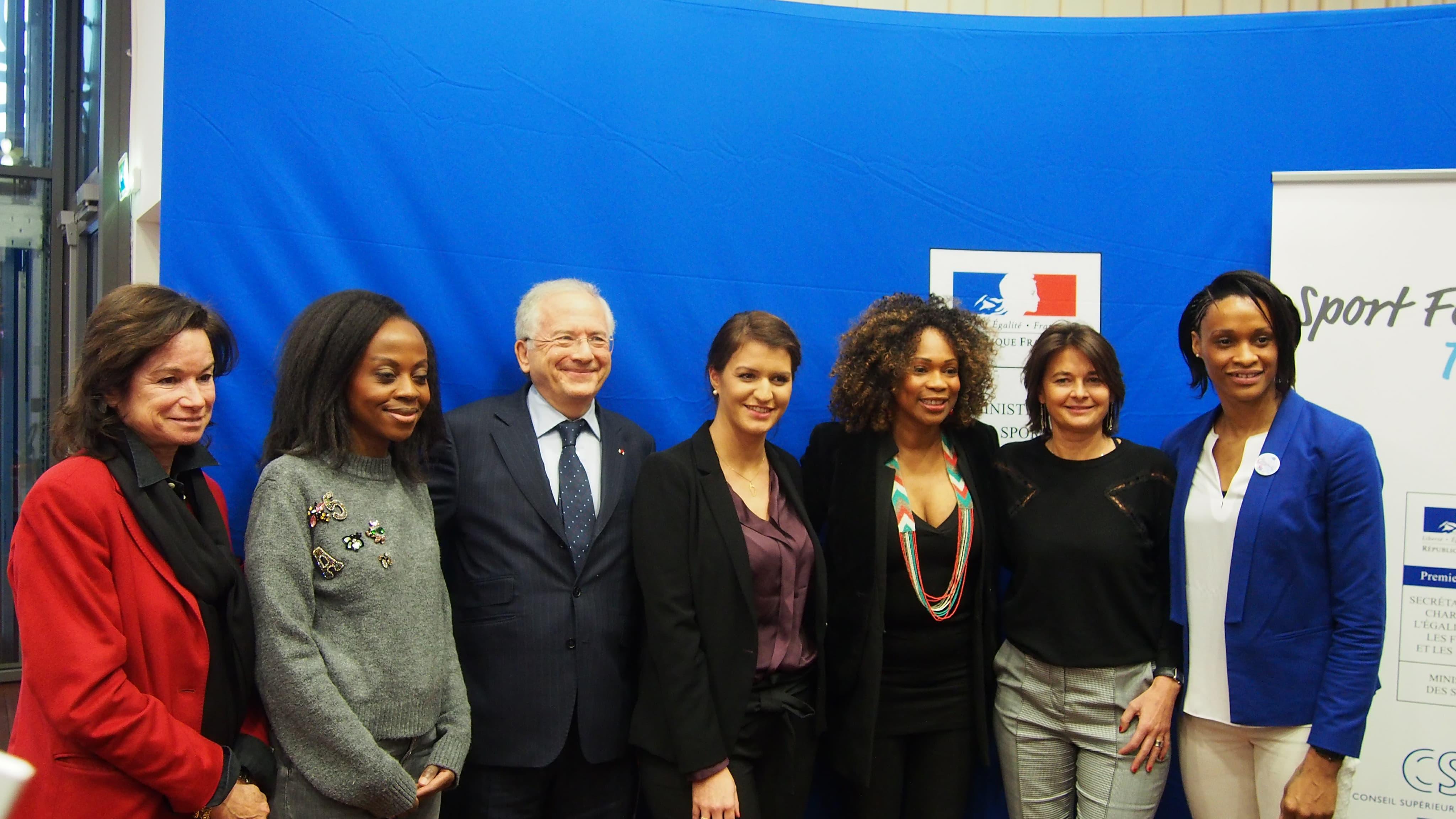 Opération « Sport féminin toujours » : coup de projecteur sur le sport au féminin !