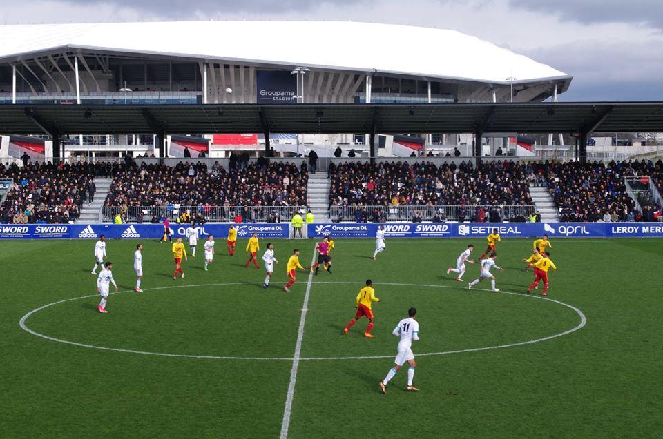 Gambardella : l'AS Saint-Priest tire sa révérence en huitièmes de finale