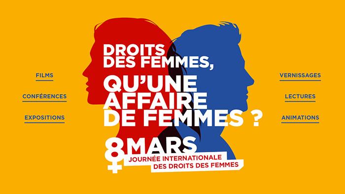 Journée de la lutte pour le droit de femmes – Faire passer la pilule à coup de gants de boxe.