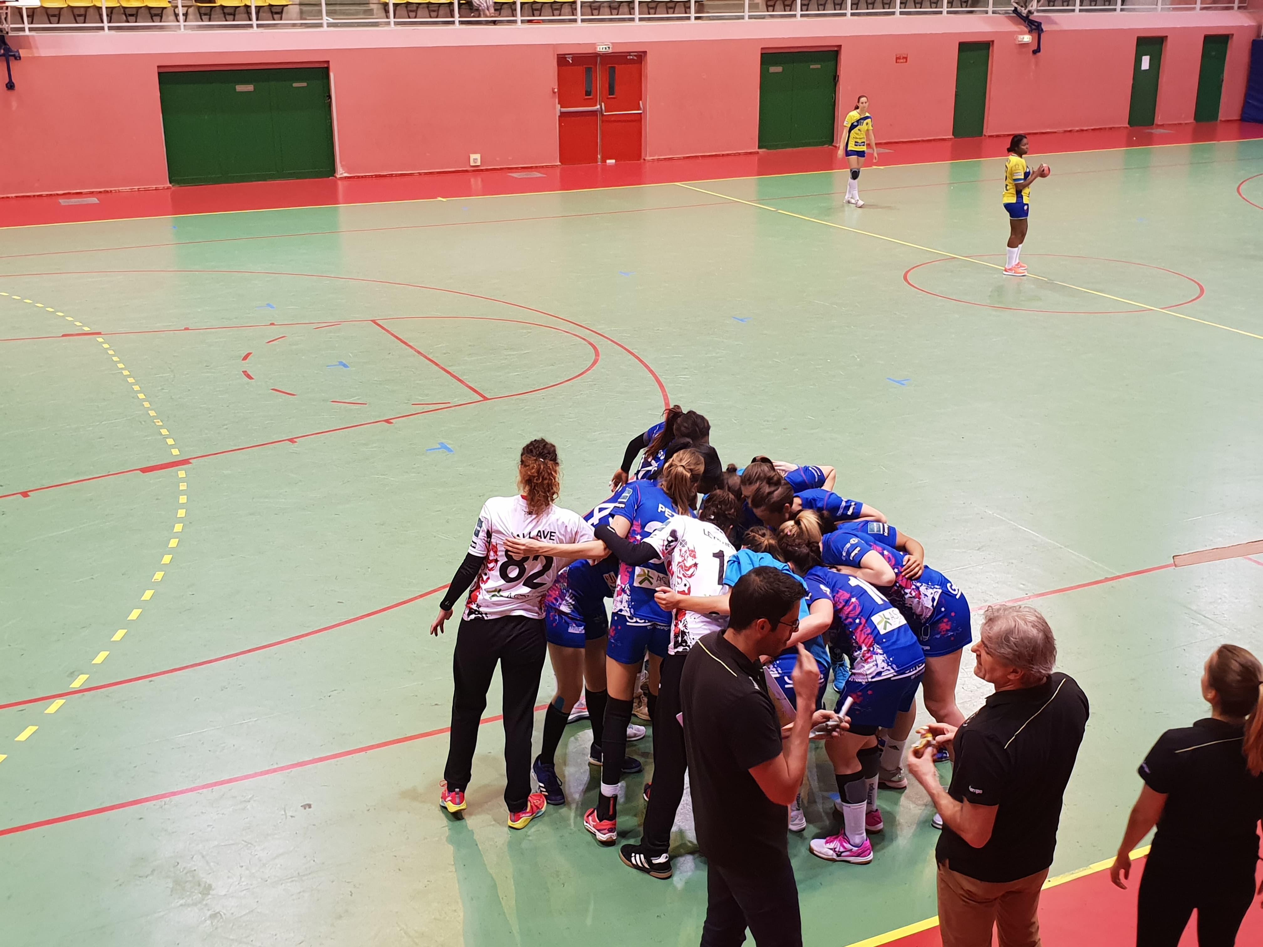 Handball féminin : Triste fin pour l'ASUL