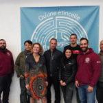 Le staff de KSO Lyon au complet. Crédit Alexis Demoment / Lyon Bondy Blog.