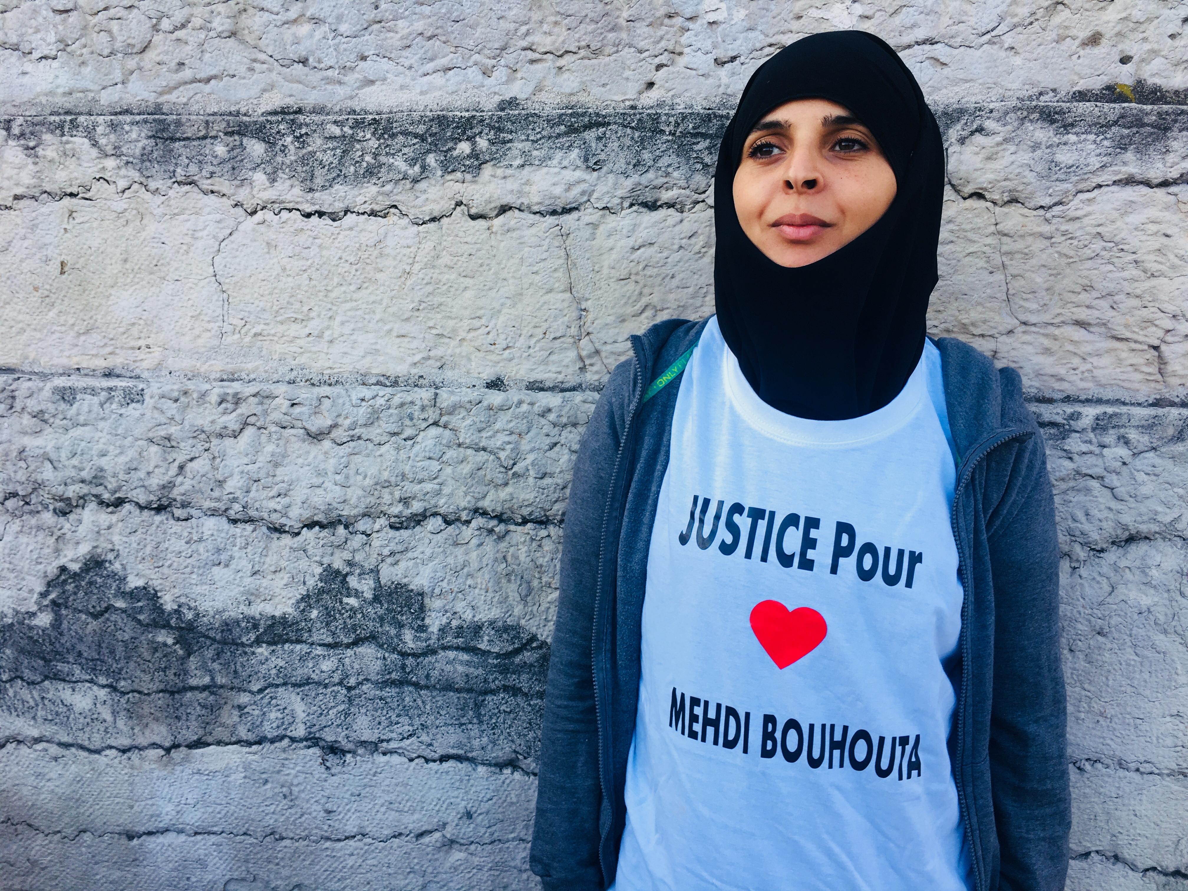 Mehdi Bouhouta tué par la police en 2015 : une centaine de personnes à Lyon pour « demander justice »