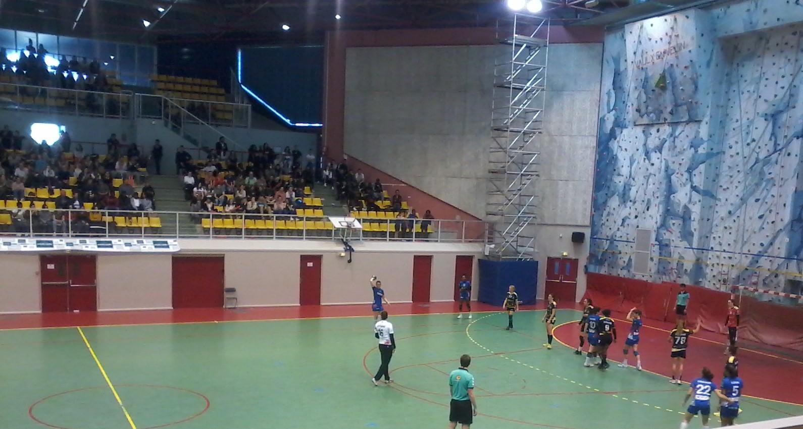 L'ASUL se fait plaisir pour sa dernière à domicile face au Handball Plan de Cuques