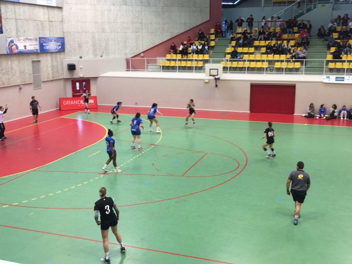 Le Bron Handball prend sa revanche sur l'ASUL Vaulx-en-Velin