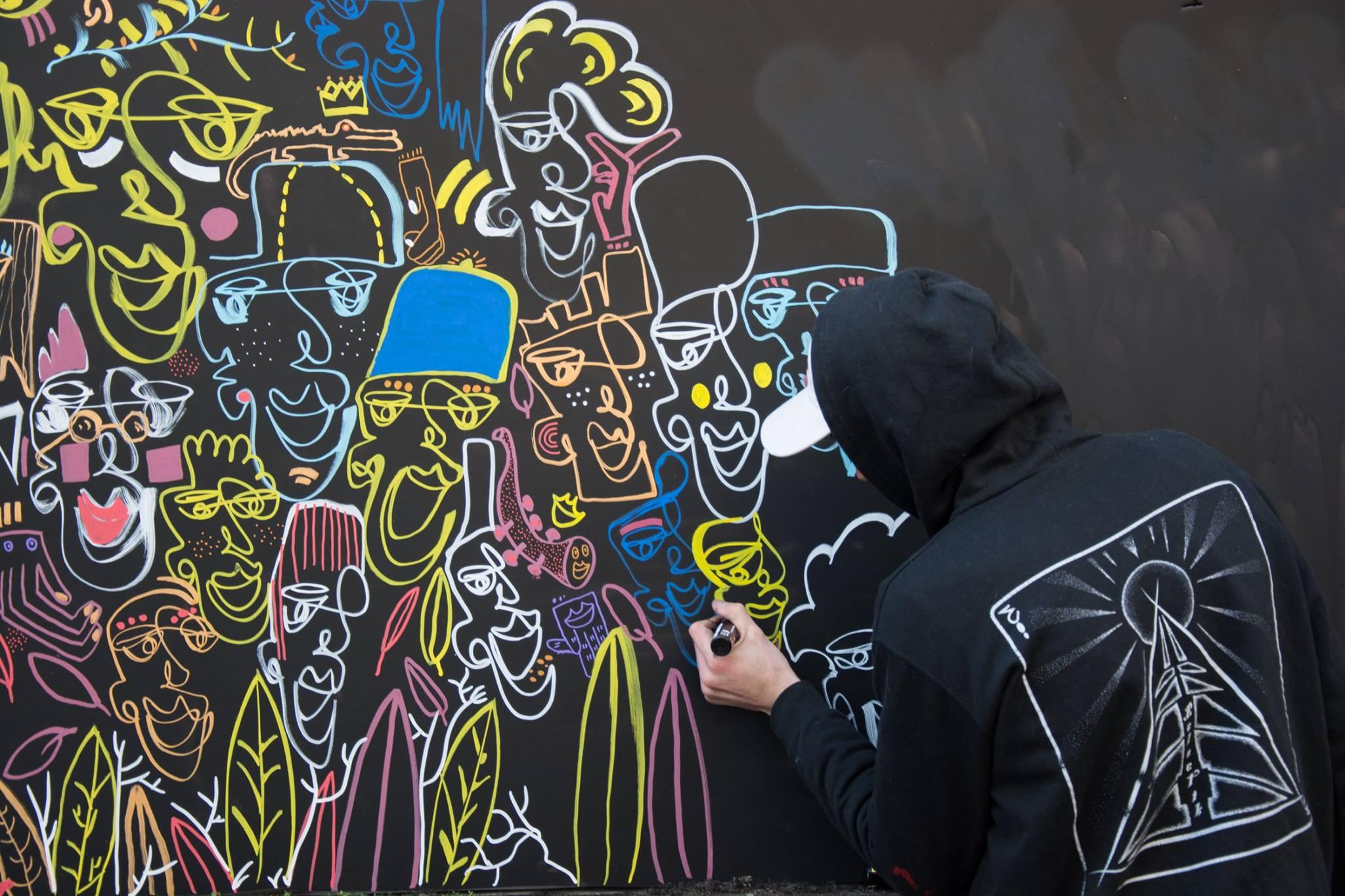 Street-art : un week-end pour explorer la « jungle urbaine » au cœur de l'Autre Soie