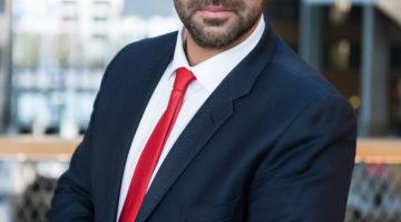 Antoine Mellies vient de prendre la tête de la section Rhône du Rassemblement National.