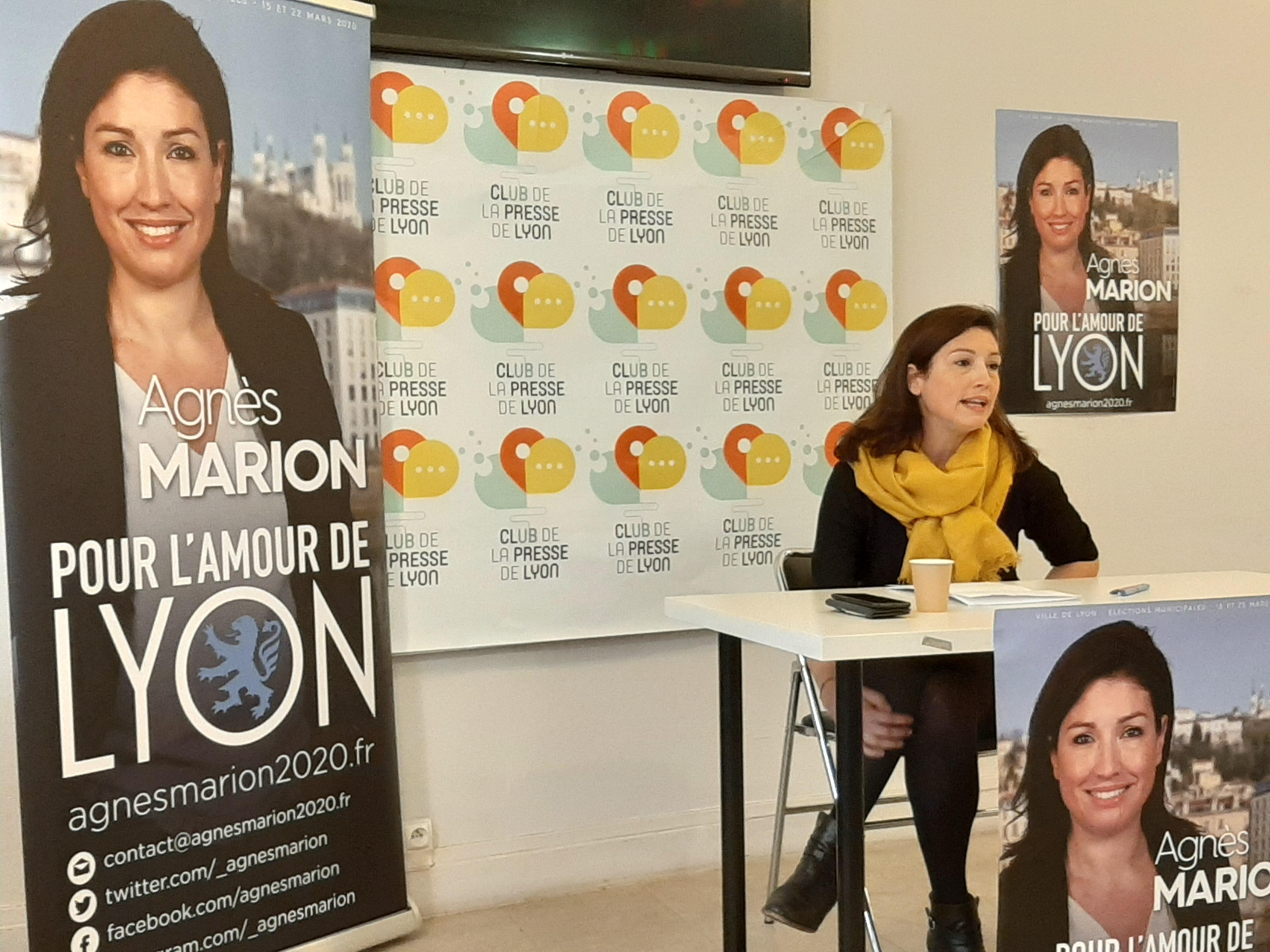 [Interview] Agnès Marion, candidate RN pour la Mairie centrale