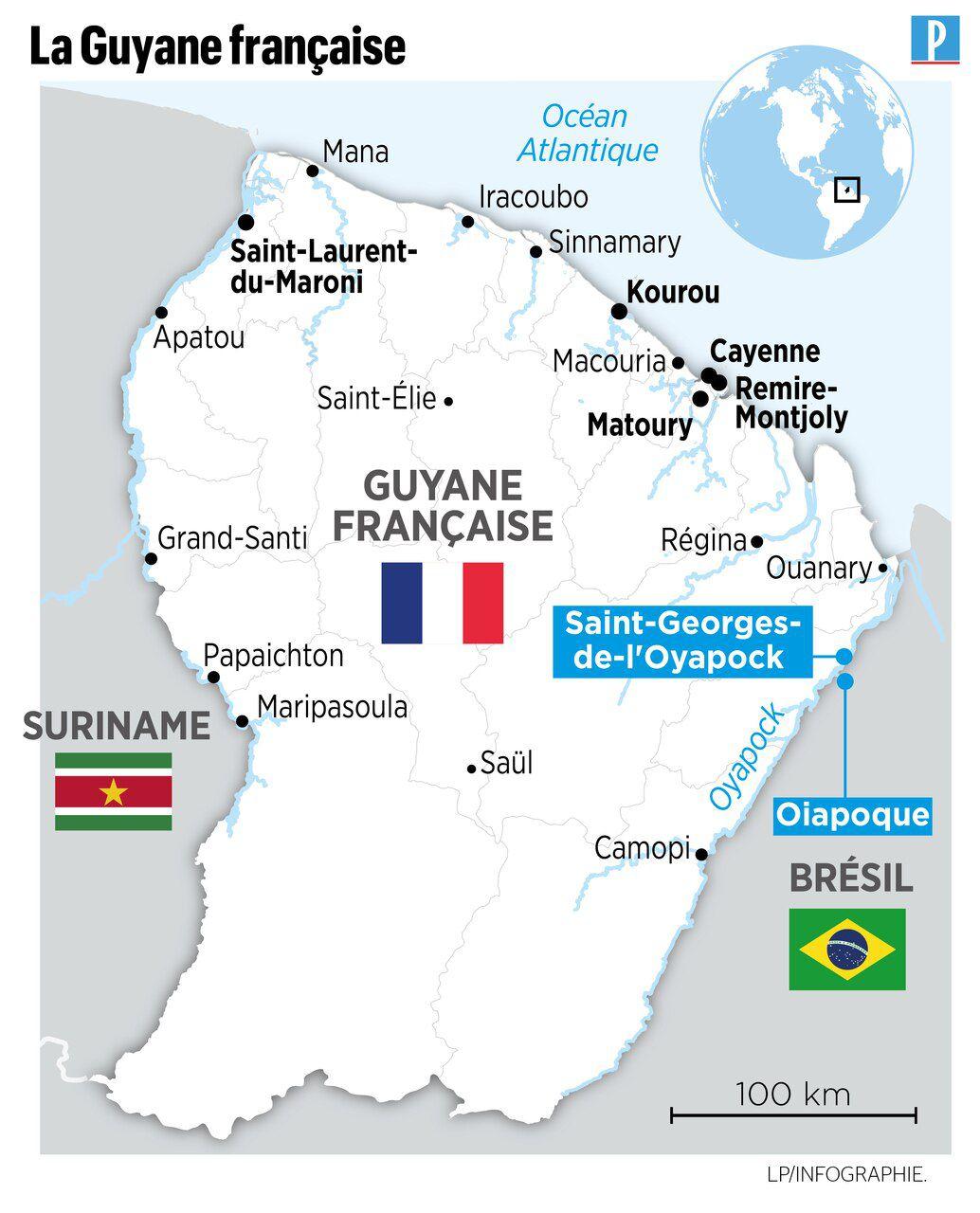 COVID-19 : «En Guyane, tout ne va pas bien », comme l'avait déclaré Jean Castex.