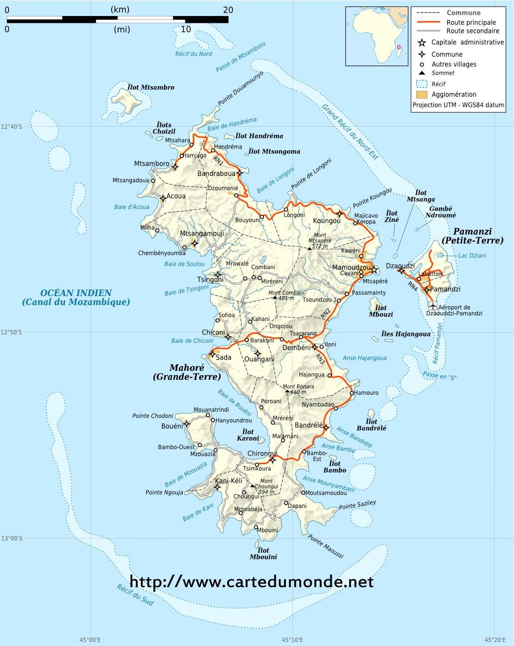 COVID-19 à Mayotte : Une gestion de la crise remise en cause.