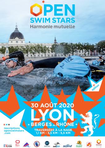 L'Open Swim Stars revient à Lyon le 30 aout 2020
