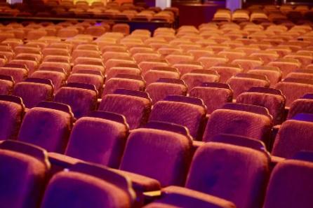 Au Mourguet, la crise fait son cinéma