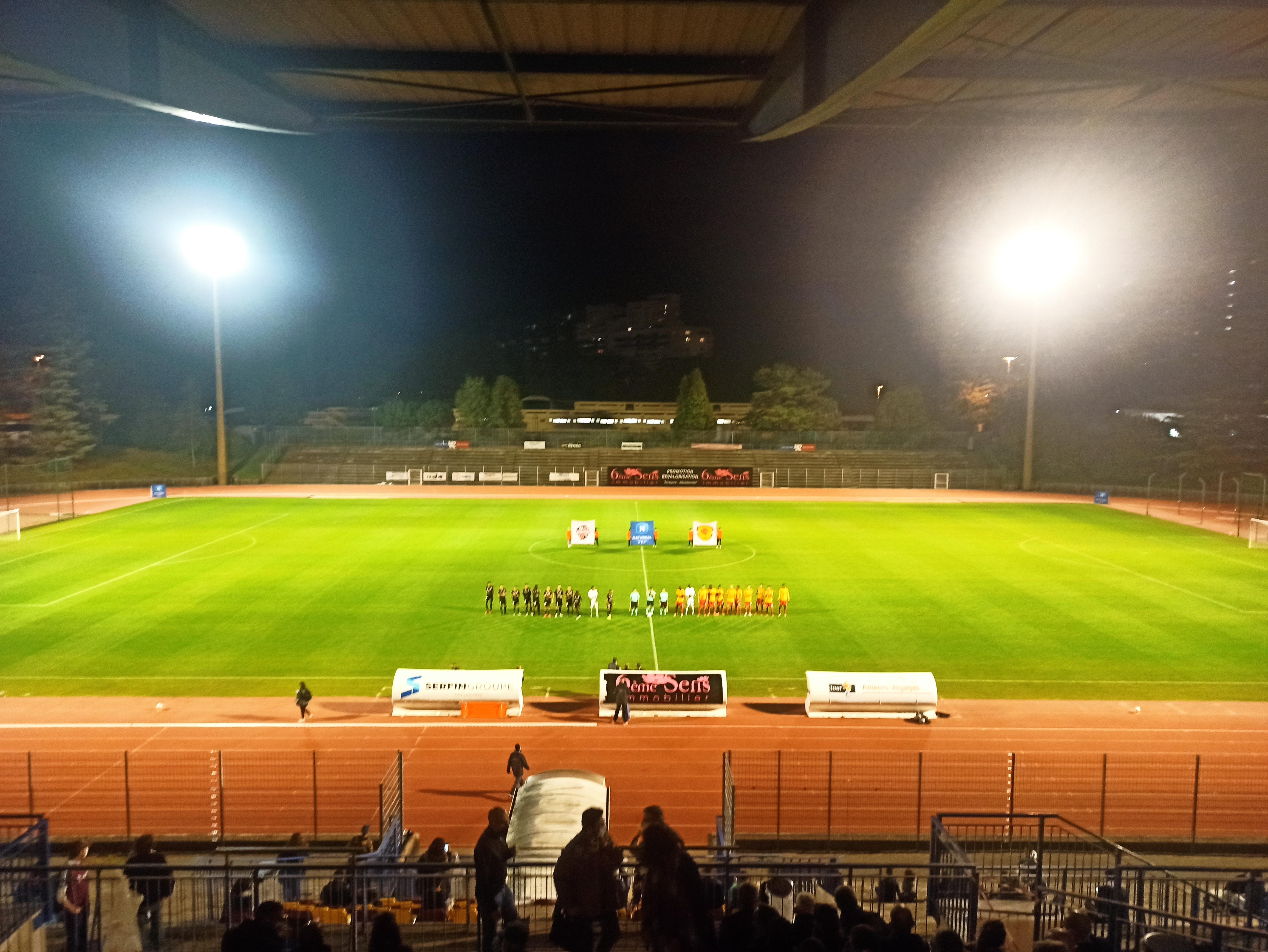 Le SC Lyon en plein cauchemar
