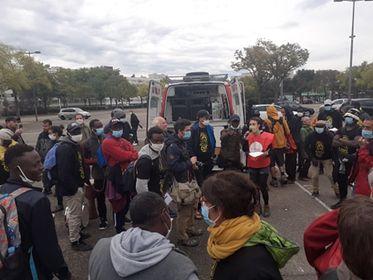 Marche des solidarités : 37 ans après la marche pour l'égalité, un retour à Vénissieux