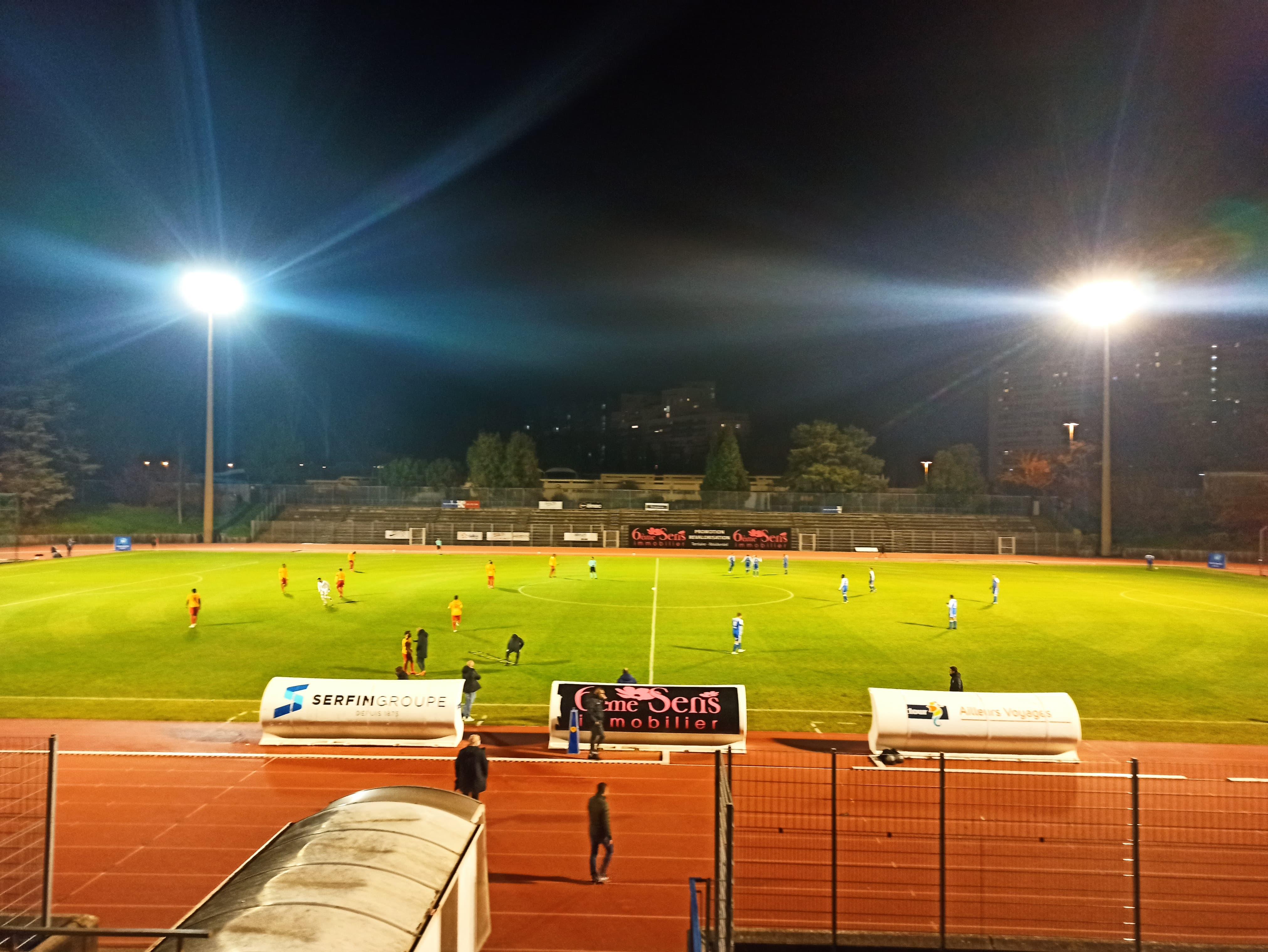 Le Sporting Club de Lyon enfin soulagé