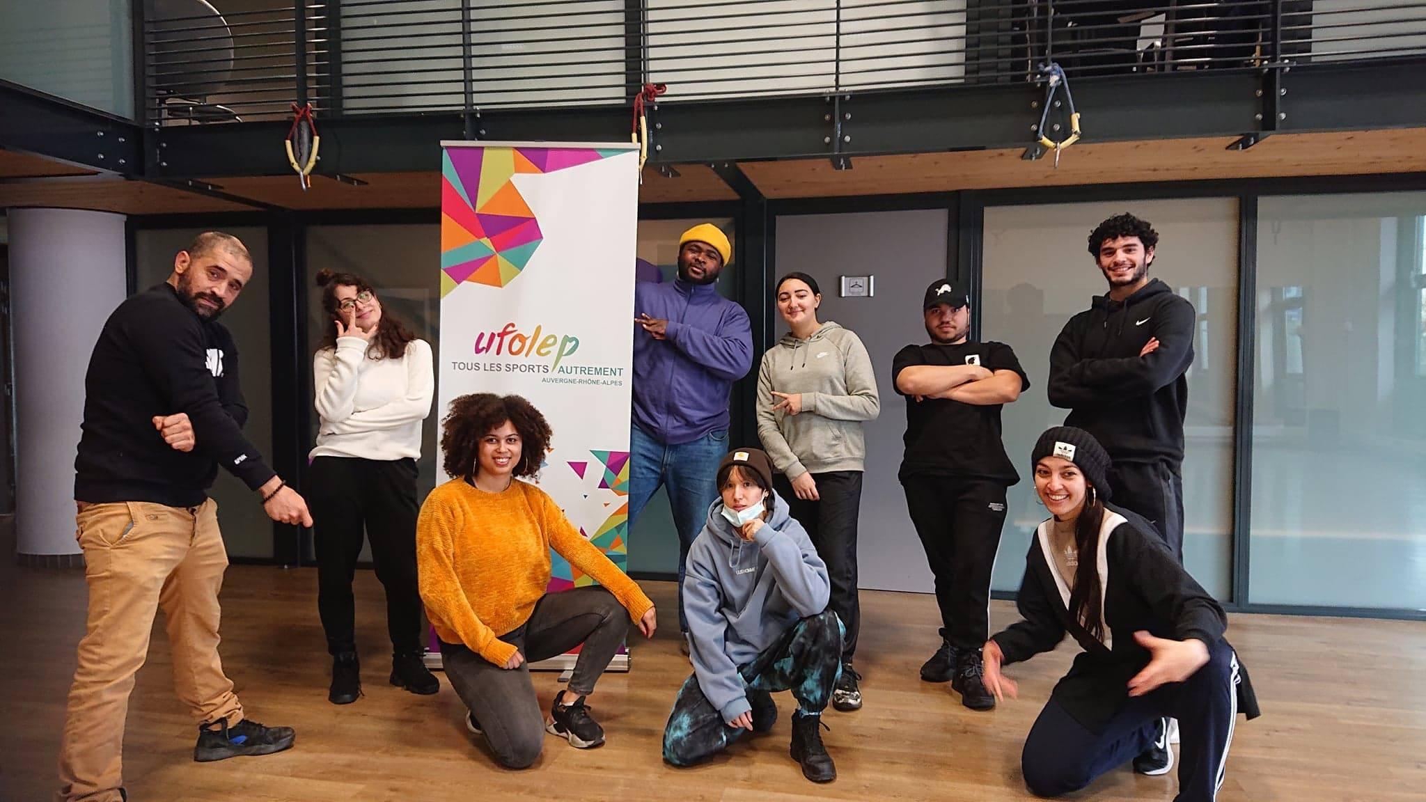 Le break dance bientôt dans l'arène des Jeux olympiques (1/2) : rencontre entre deux univers