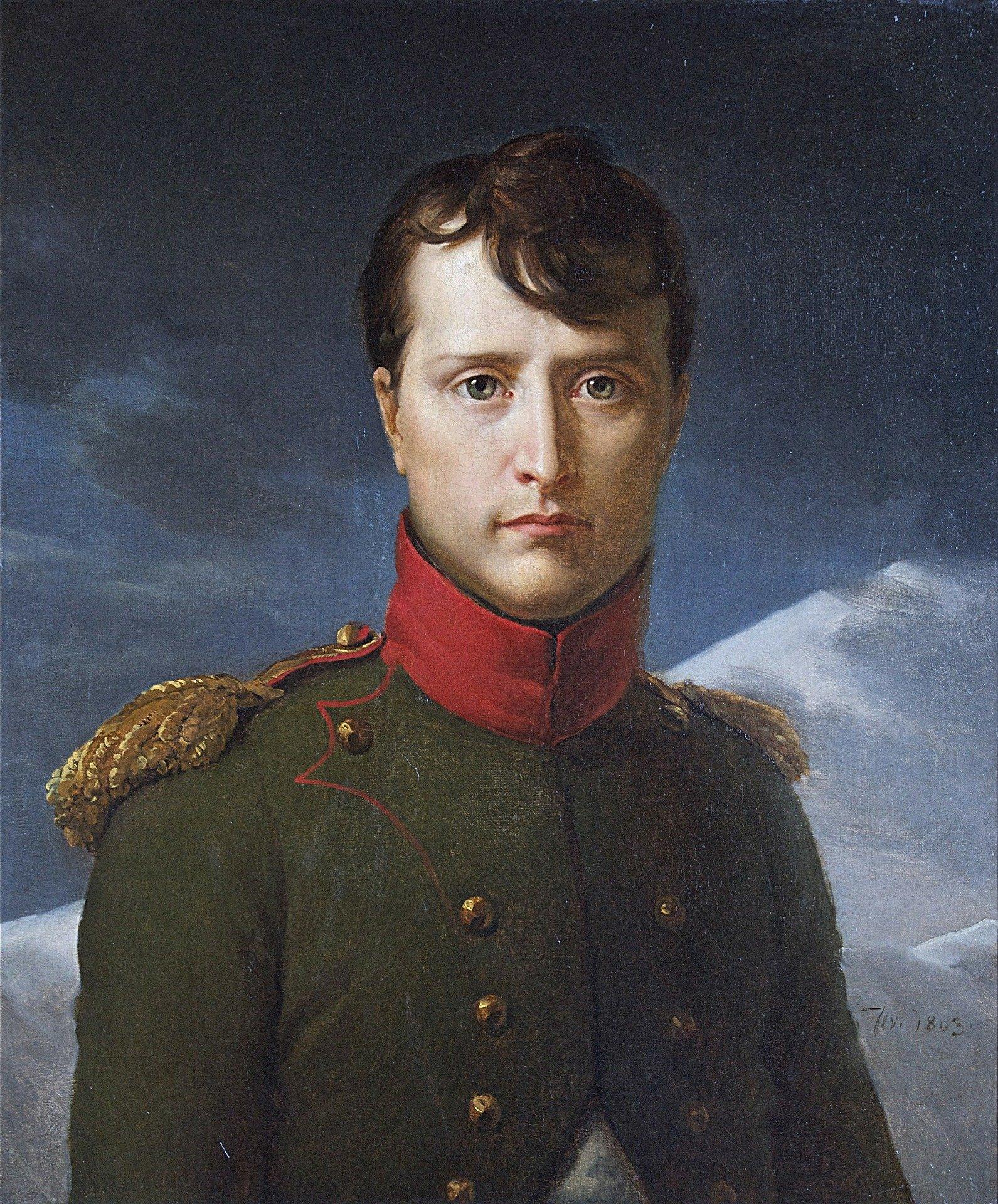 Napoléon Bonaparte : L'Empereur qui aimait Lyon