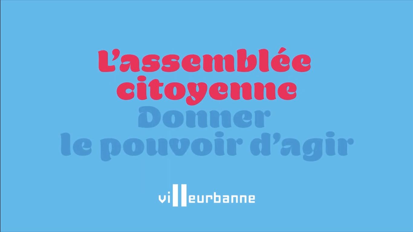 Villeurbanne: une assemblée citoyenne pour «aller chercher ceux qui sont éloignés de la vie publique»