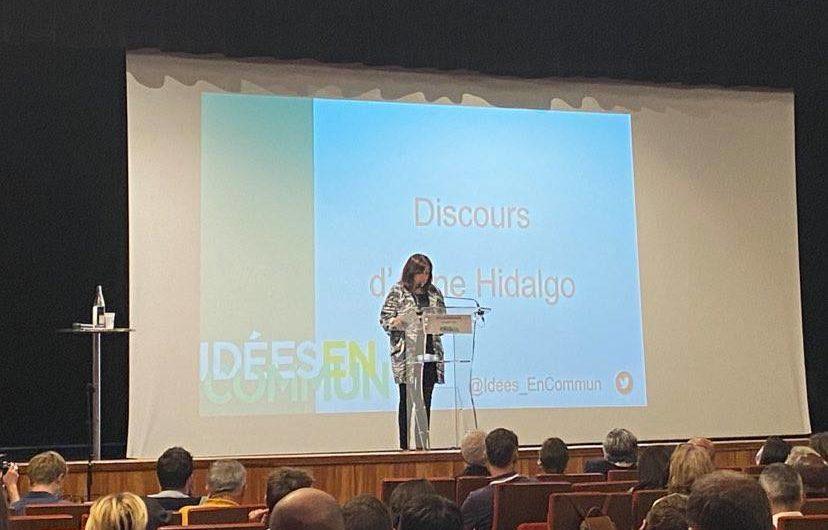 Anne Hidalgo : «L'année prochaine, le choix sera décisif»