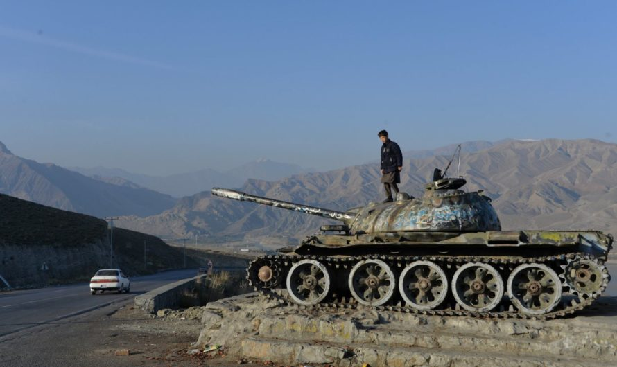 L'Afghanistan : 40 ans de guerre