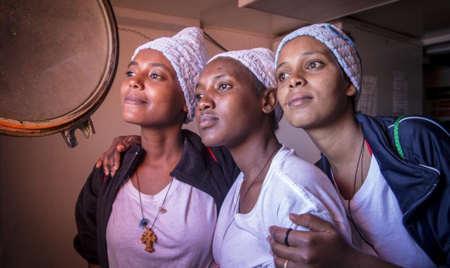 Éclaireuses d'humanité : une exposition qui met à l'honneur les femmes