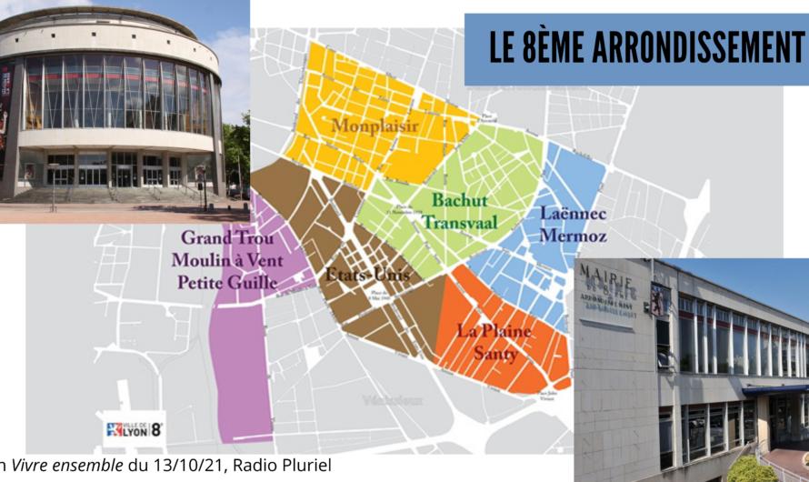 La vie du 8ème arrondissement
